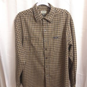 Guess Jean's Long Sleeve Button Up Shirt